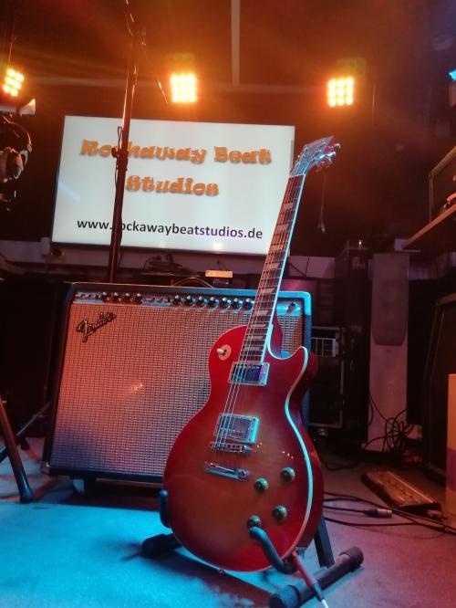 Rockaway Beatstudios Gibson Fender